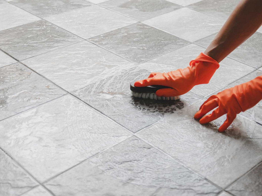 Why should you bother cleaning your grout?