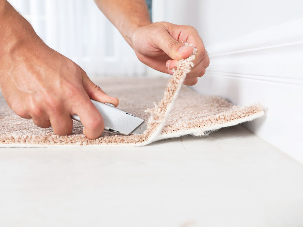 5 signs you should have your carpet stretched